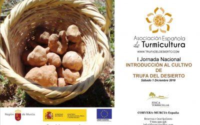 I Jornada Nacional de Introducción al Cultivo de la Trufa del Desierto