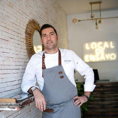 El cocinero David López (Local de Ensayo) dirige la gastronomía de las turmas en la Región de Murcia