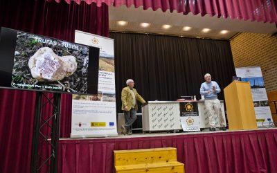 El vídeo oficial de la I Jornada Gastronómica de la Trufa del Desierto 2019. Corvera (Murcia)