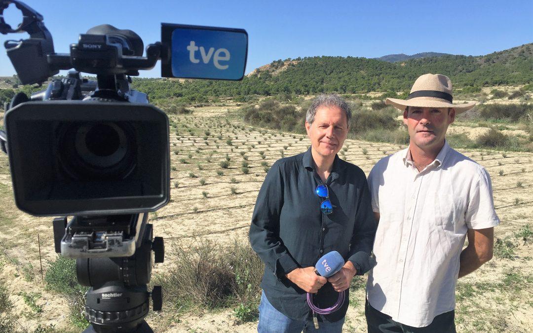 RTVE difunde el trabajo de la Asociación Española de Turmicultura